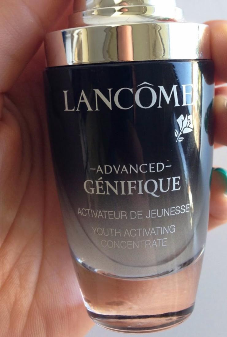 BEAUTY: Lancôme Advanced Genefique