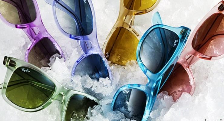 INSPIRATION: Ray Ban zonnebrillen 2014