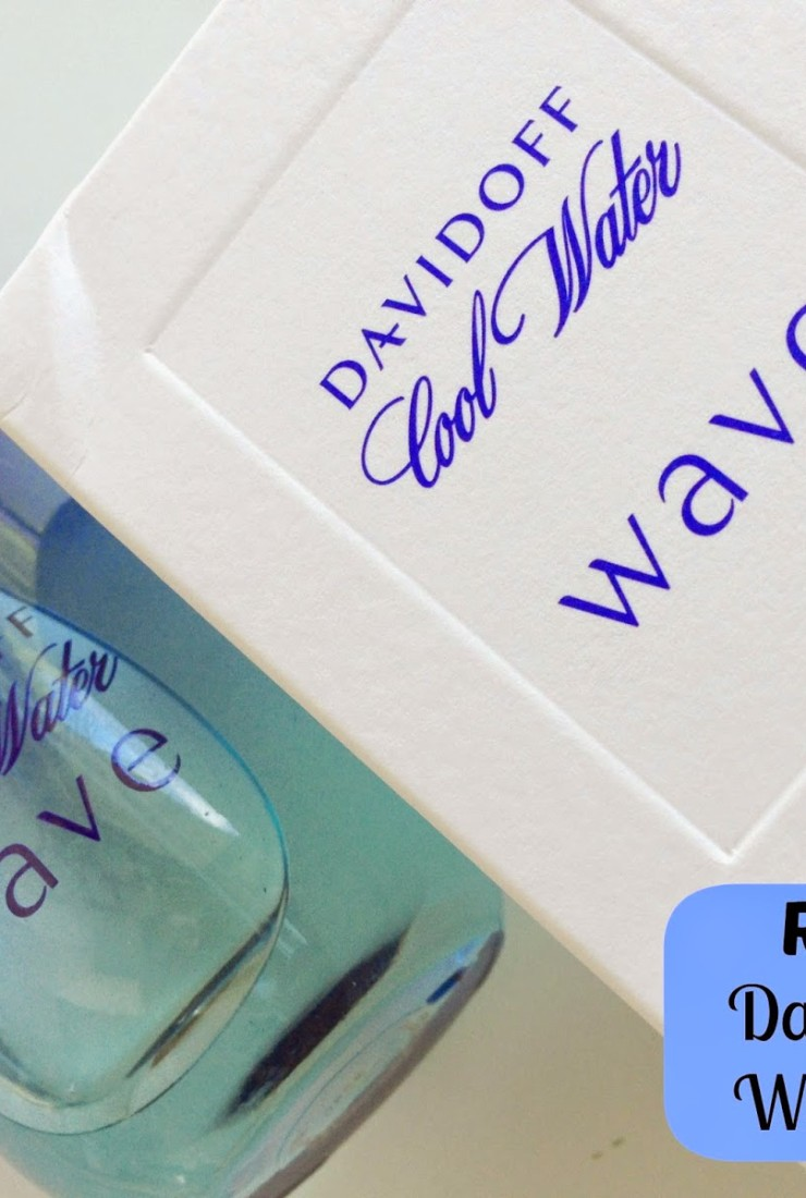 BEAUTY: Davidoff Cool Water Wave