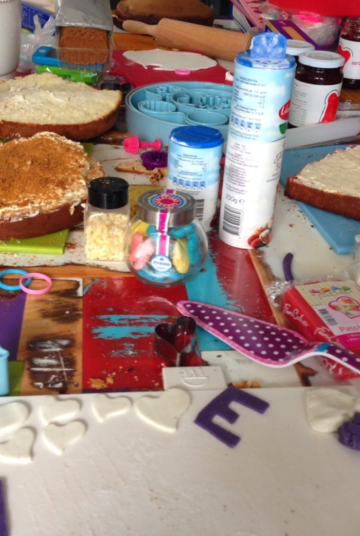 PLOG: Bake my day