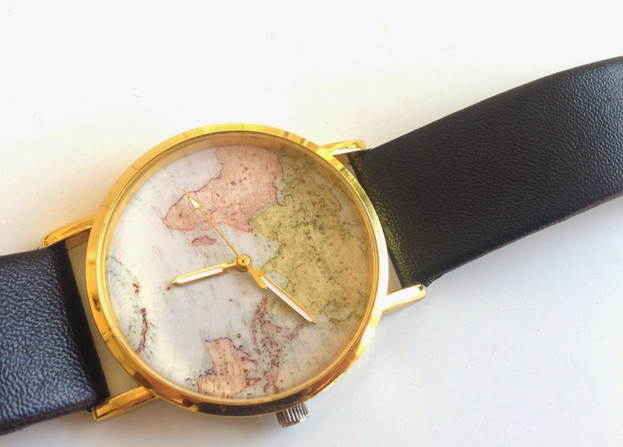 ACCESSOIRES: Time to travel the world