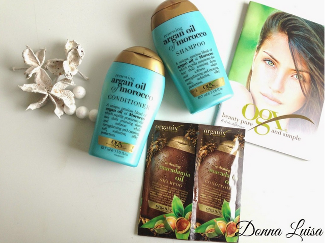 BEAUTY: Review OGX shampoo & conditioner