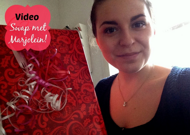 VIDEO: Swap met Marjolein!