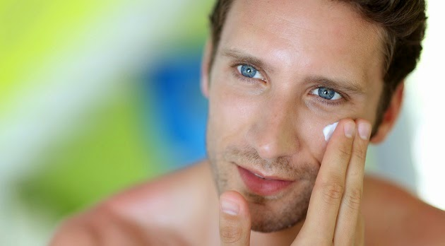 About men: mannen en beauty