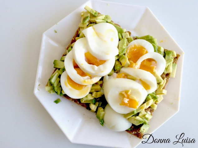 FOOD: Lekkere en gezonde lunch!