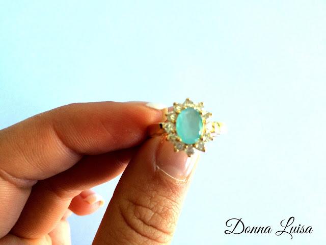 LIFESTYLE: mijn nieuwe ring