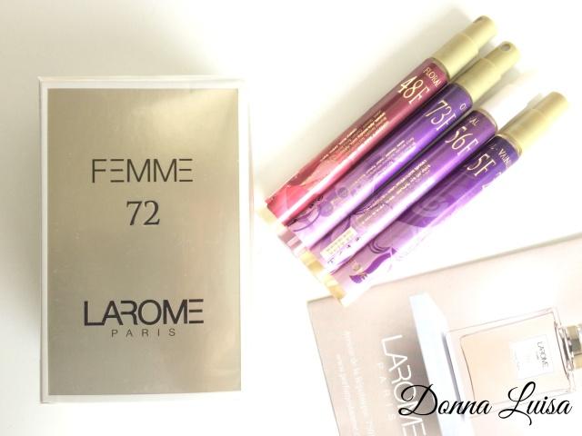 Larome Paris parfum D-shop
