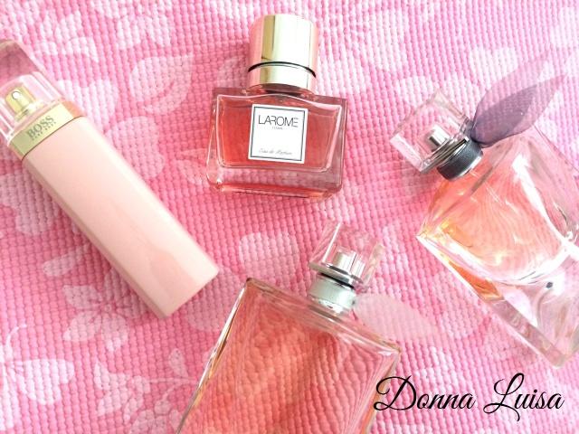 Favoriete parfums