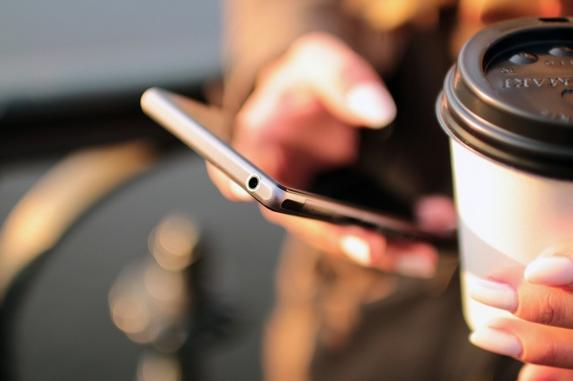 Shoppen met je smartphone; het is ideaal!
