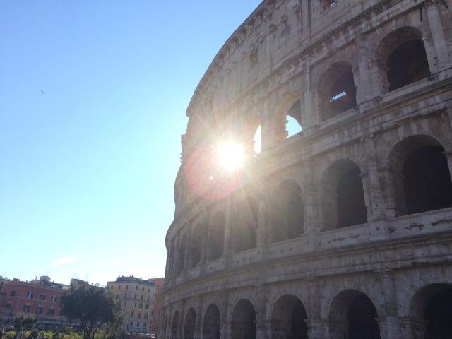 VLOG ROME: Colosseum, Pasta's & Skeletten!