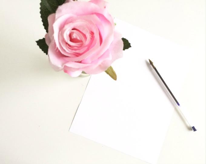 Een brief aan de liefde van mijn leven