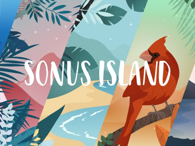 Review: meditatie app Sonus Island
