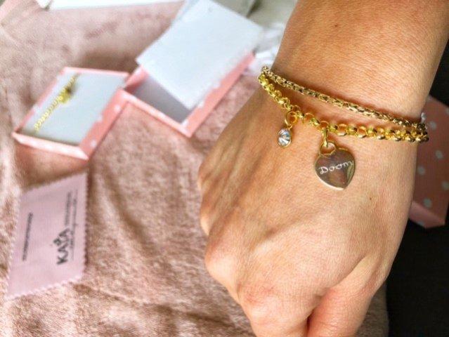Kaya Sieraden gouden armband