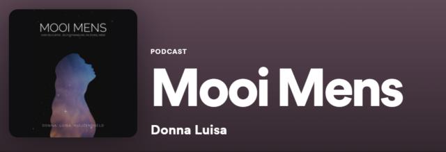 Mooi Mens podcast persoonlijke ontwikkeling